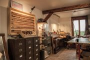 vue atelier cuir bandit france