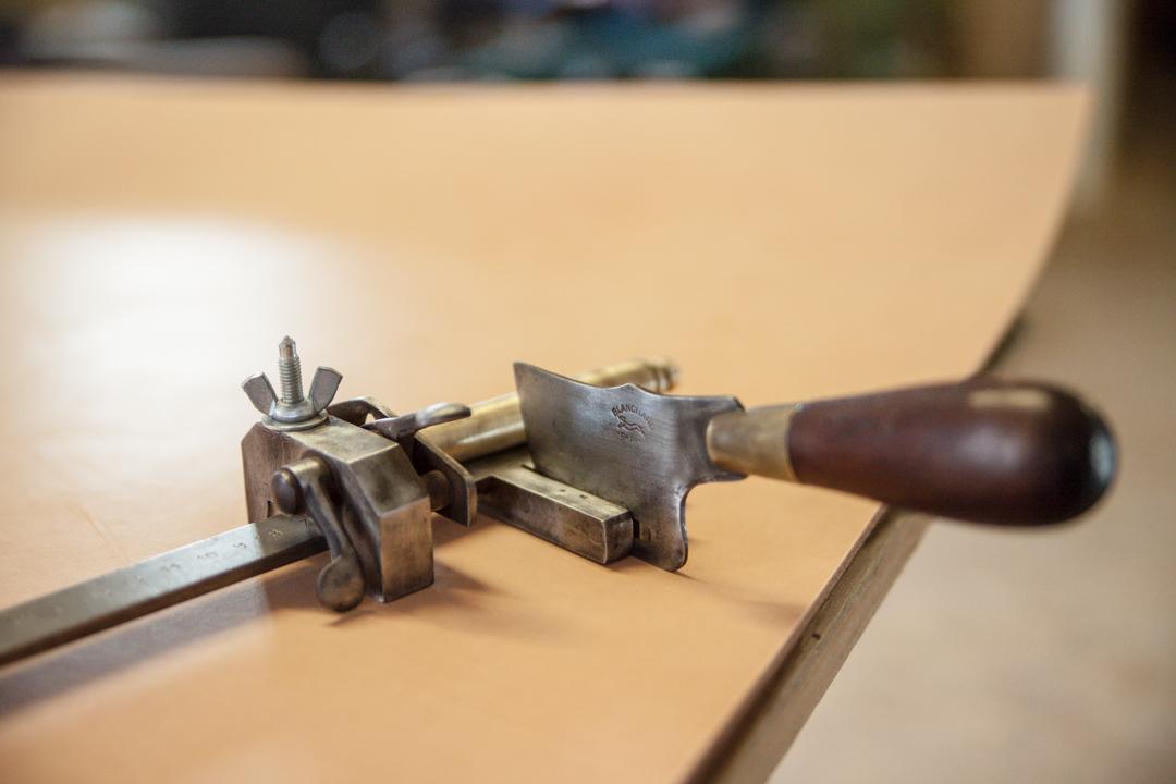 outil découpe cuir de bandit