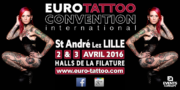 euro convention tattoo saint andré lez lille