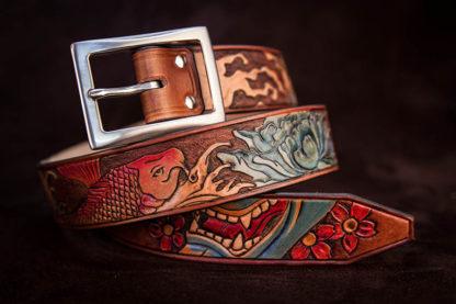 ceinture-cuir-bandit-motifs-japonais-01
