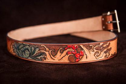 ceinture-cuir-bandit-motifs-japonais-03