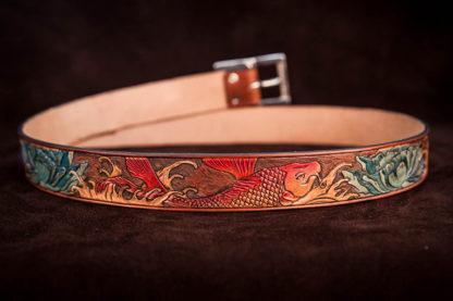 ceinture-cuir-bandit-motifs-japonais-04