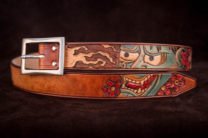 ceinture-cuir-bandit-motifs-japonais-06