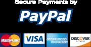 logo paiement sécurisés paypal