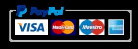 paiements sécurisés par Paypal