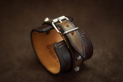 bracelet-cuir-bandit-marron