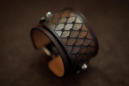 bracelet-rock-marron