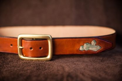 Ceinture cuir breaking bad Heisenberg