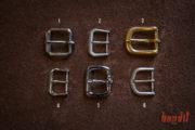 Boucles bracelets Bandit