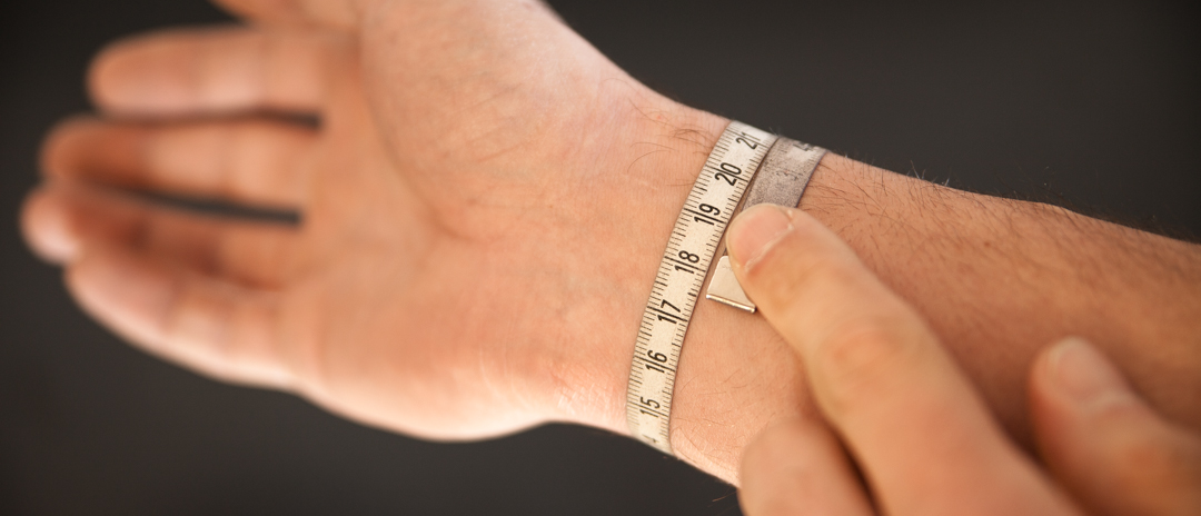 mesurer son tour de poignet