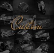 logo ceintures personnalisées