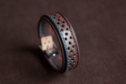 bracelet cuir homme Scrambler Slim